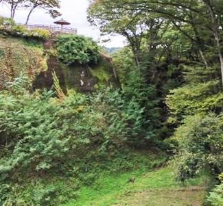 天然の要塞